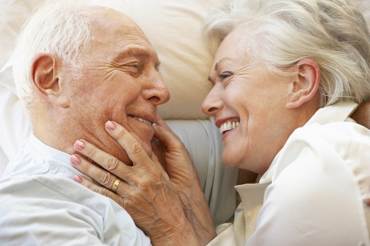 Misconceptions about sex in older people