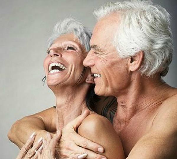 Секс старых людей видео — img 14